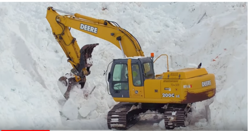 Video: Idaho Highway Crews Clear Avalanche from Highway – AASHTO Journal
