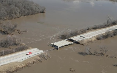 State DOTs Battle Major Flooding Across the Midwest – AASHTO
