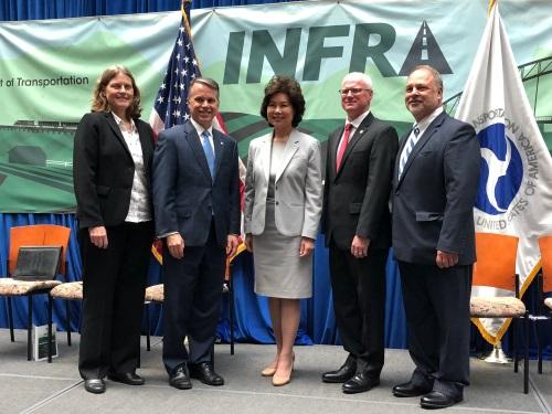 USDOT Event Highlights State DOT INFRA Grants – AASHTO Journal